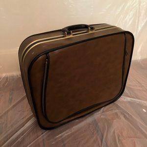 60s/70s Vintage Mini Suitcase